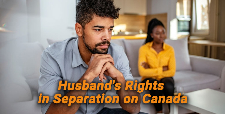 Husband's Rights in Separation