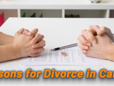 Reasons for Divorce in Canada